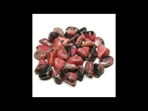 Healing Crystals Rhodonite Information Video