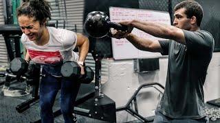 Rotational Power & Kettlebell Training for Combat Sports | Phil Daru