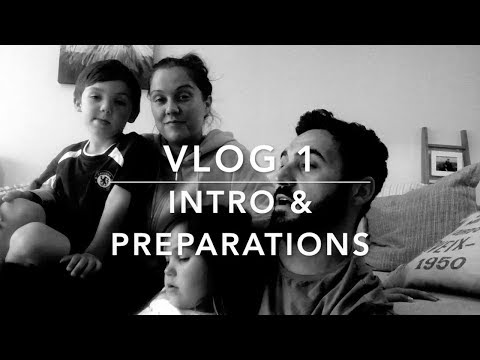Vlog 1: Intro, Travel The World Preparations and Exploring Wales