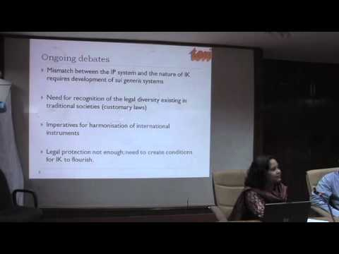 Indrani Barpujari: Indigenous Knowledge