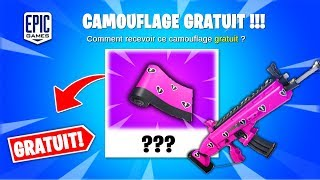 Get the 'FREE CAMOUFLAGE' of the 'SAINT VALENTIN' on royal fortnite battle!