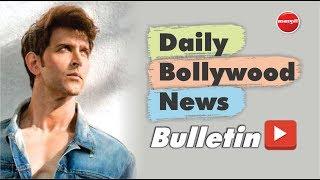 Hrithik Roshan | Sara Ali Khan | Rakhi Sawant | Today Bollywood News Hindi | 27th Sep 2019 | 8 PM