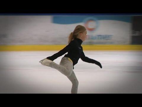 Caen : l'école de la glace