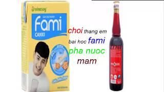 clip hot  fami choi thang e mot tran no don