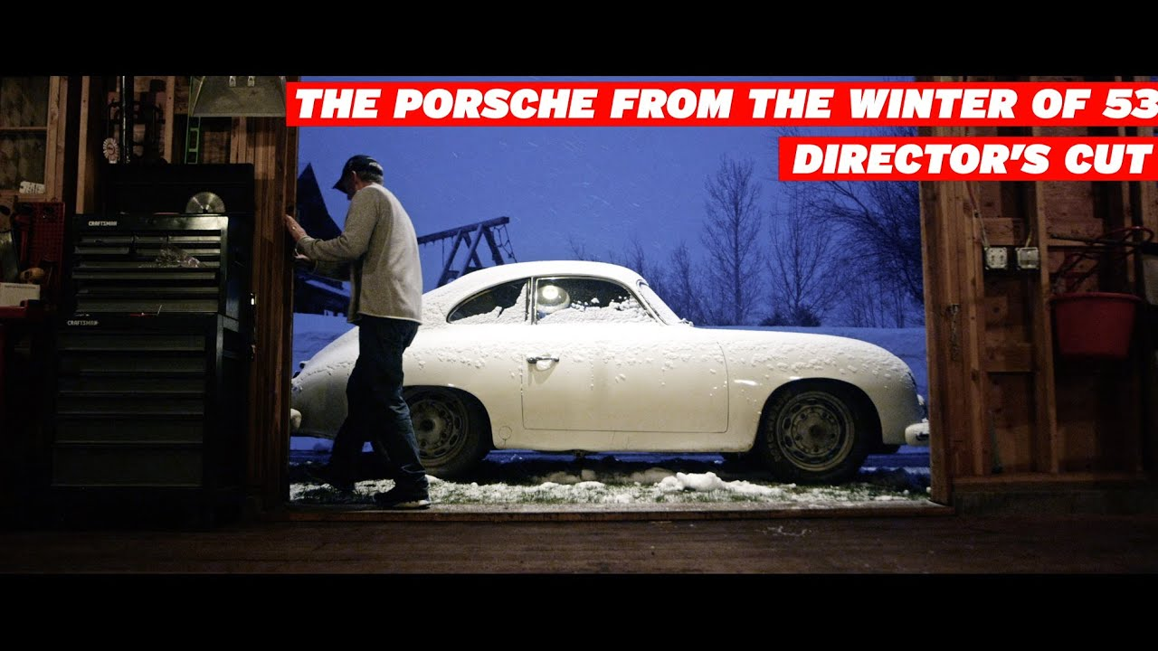 The Porsche from the Winter of 53 - Director's Cut - YouTube on blue noble, blue 944 turbo, blue murcielago, blue suzuki, blue mitsubishi, blue infinity, blue mini, blue lincoln, blue bentley, blue berlinetta, blue isetta, blue delorean, blue yugo, blue yenko, blue gto, blue smart, blue prowler, blue maserati, blue fiat, blue boxster,