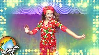 Egyptian Belly Dance Folklore Raqs Baladi Solo FINAL ☀ Валерия Карныш ☀ Ukraine Oryantal Dans