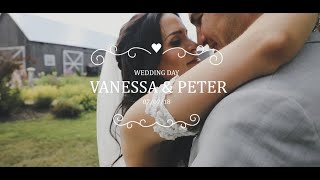 Vanessa & Peter Wedding Film - Meven Studio