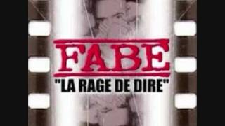 Fabe - Excusez - nous - Lyrics