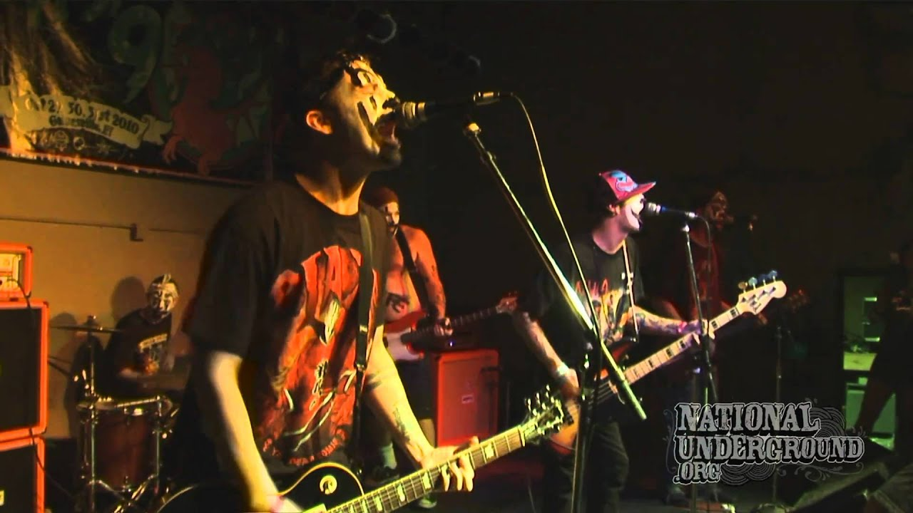 Download Dear Landlord - I Live in Hell (Live at The Fest 9)