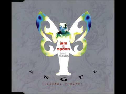 Jam & Spoon Feat  Plavka   Angel Ladadi O Heyo  1995