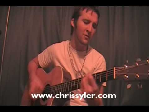 Chris Syler - Completo (Video Blog Live)
