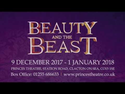Beauty & The Beast   Princes Theatre, Clacton   www.princestheatre.co.uk