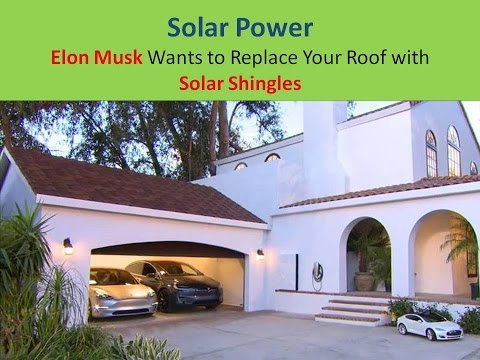 Solar Power : Tesla, Panasonic, State Grid and Others