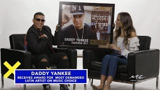 Daddy Yankee is #1 Latin Artist on Music Choice On Demand