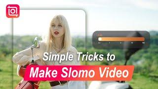Simple Tricks to Make Smooth Slomo Video For Free (InShot Tutorial)