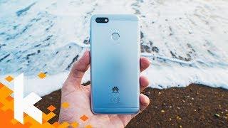 Was kann das günstigste  Huawei? Y6 Pro Review!