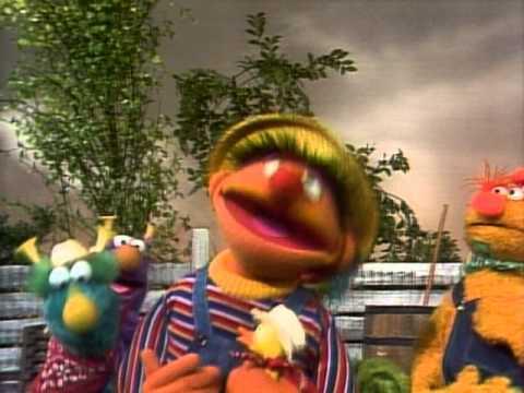 Sesame Street 25th Birthday Musical Celebration Clip