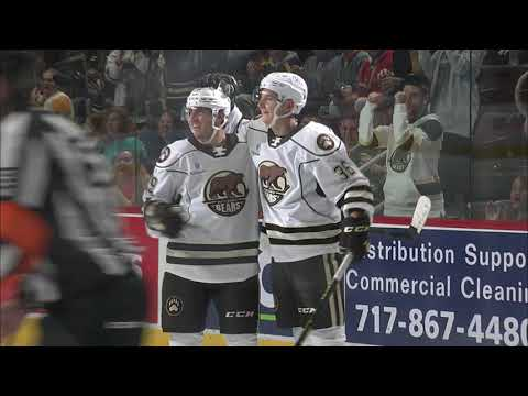 Charlotte Checkers @ The Hershey Bears - October 16th, 2021