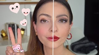 Maquillaje Asiatico vs. Latino | Anna Sarelly