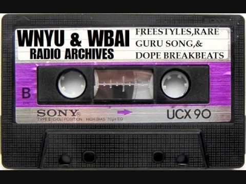 WNYU & WBAI radio archives of NYC