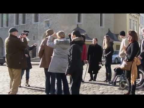Universal Design-Barrier Free Tallinn workshop 2013
