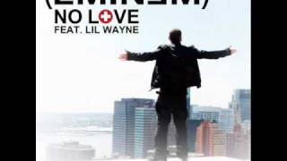 Eminem feat Lil Wayne No love Instrumental[HQ]