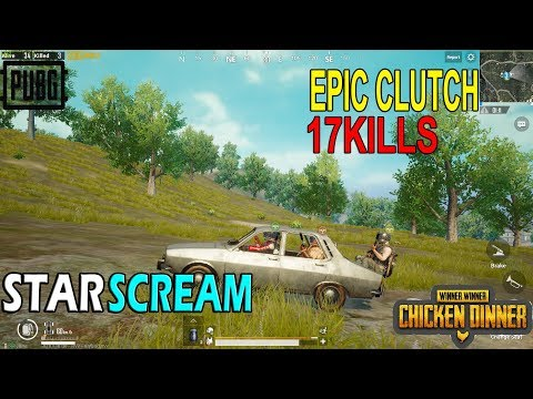 17 KILLS INSANE CHICKEN DINNER | PUBG MOBILE | HIGHLIGHT 005