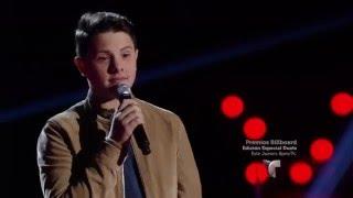 Video Angel Gonzalez canta 'Voy A Olvidarte' | Audiciones | La Voz Kids 2016 download MP3, 3GP, MP4, WEBM, AVI, FLV November 2017