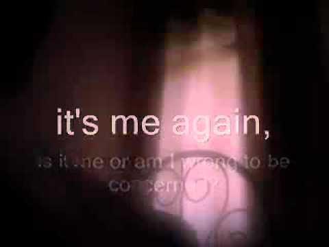 Alesana   The Last Three Letters  Lyrics