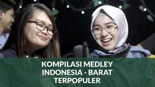 Medley Indonesia Barat cover by Prisha Feat Dilla.mp3