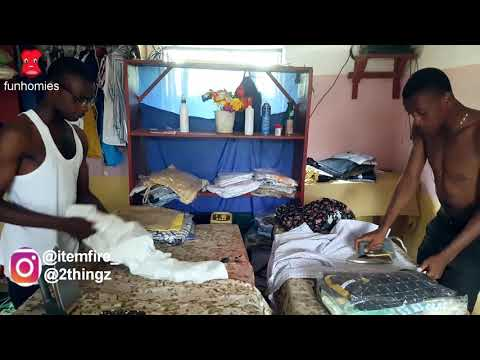 Video: Funhomiescomedy  - Laundry service