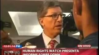 Periodistas Dominicanas ponen en ridículo al director de Human Rights Watch
