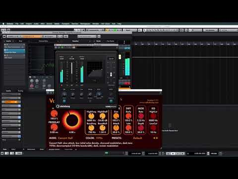 Sidechained Reverbs and Toraverb 2 overview