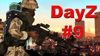 GTA San Andreas MTA DayZ #9 - Zombies Apelões