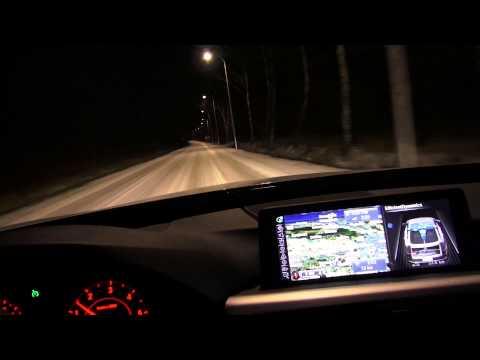 Test napędu BMW xDrive w BMW 3 GT (pierwszy śnieg)