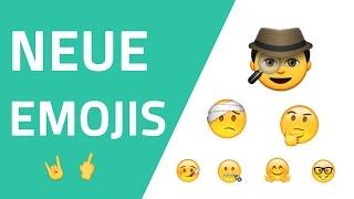 Diese neuen Emojis kommen auf Dein Handy