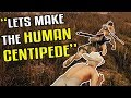 Funny Voice Chat - PUBG -  Human Centipede