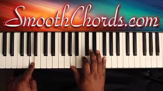 Trust In Jesus (F) - Rev Andrew Cheairs & The Songbirds - Piano Tutorial