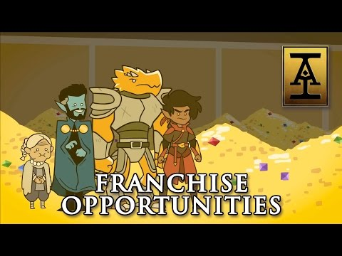 "Franchise Opportunities - AI: The ""C"" Team - Season 1, Episode 01"
