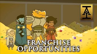 "Franchise Opportunities - S1 E1 - Acquisitions Inc: The ""C"" Te…"
