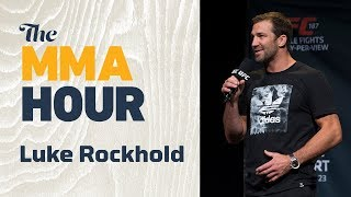 Luke Rockhold Responds To Yoel Romero, Says Romero Didn't Want 'A Real Man's Fight'
