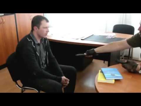 Казнь украинского тролля в Донецке ДНР
