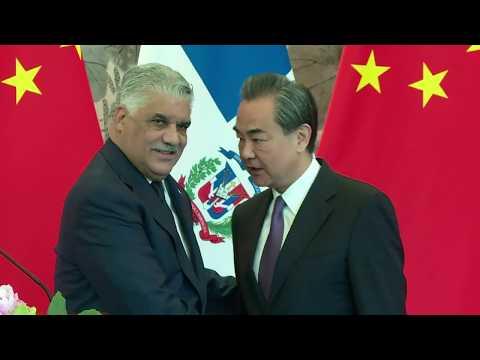 Nueva victoria para China, El Salvador rompe relaciones con Taiwán