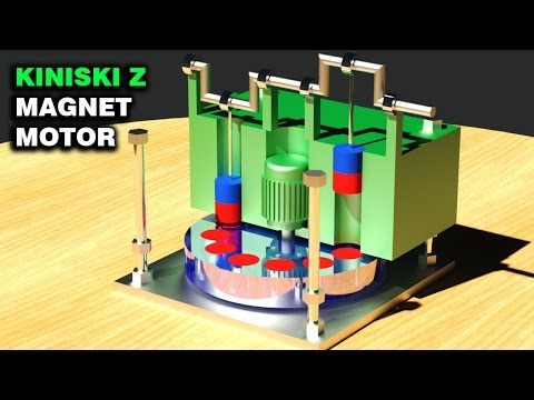 Free Energy Generator 2017 Chris Wojtowicz Permanent M Doovi