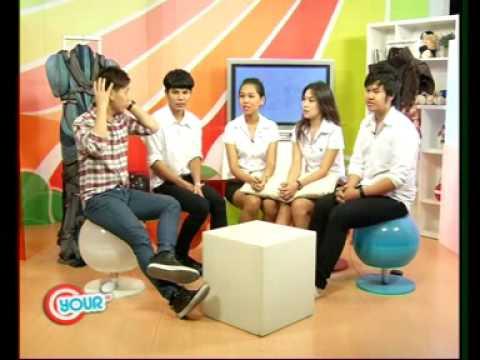Your TV : นักศึกษาศิลปกรรมศาสตร์ มธบ(2)