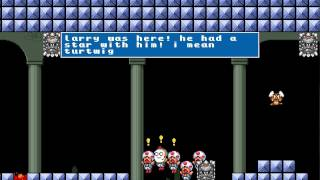 Super Mario Bros X - Super Shit Land 1-4: castle of bad reviews