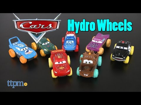 Disney Pixar Cars 2 HYDRO WHEELS NIGEL GEARSLEY