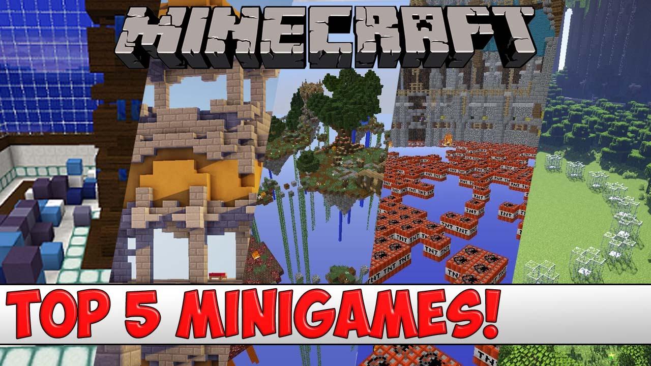 Minecraft - TOP 10 Minigame Plugins of 10 (Bukkit/Spigot)