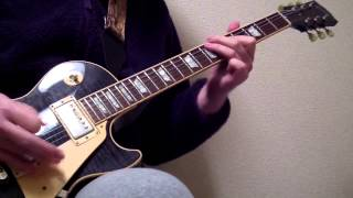 Thin Lizzy - Warriors (Guitar) Cover