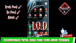 Grab Food Tutorial with Driver GPS Maps